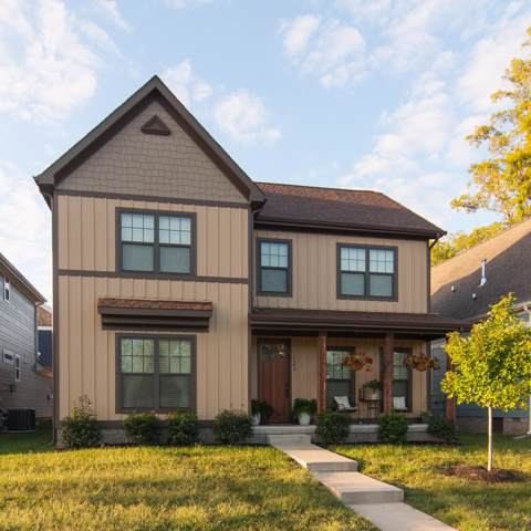 1203 Donelson Ave, Old Hickory, TN 37138 (MLS #RTC2100037) :: Village Real Estate