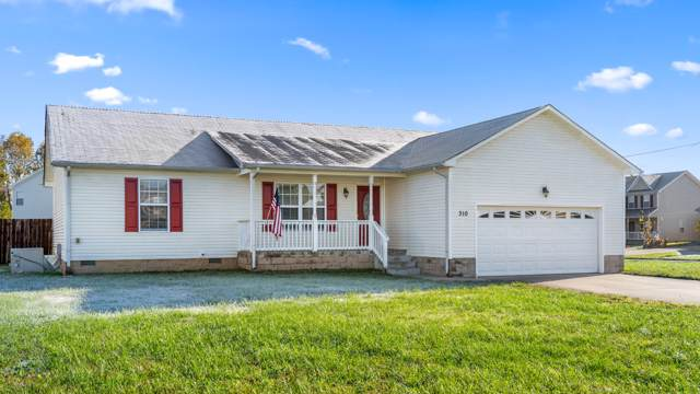 310 Grant Ave, Oak Grove, KY 42262 (MLS #RTC2100044) :: The Group Campbell powered by Five Doors Network
