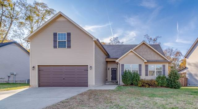 442 Cyprus Ct, Clarksville, TN 37040 (MLS #RTC2100078) :: Black Lion Realty