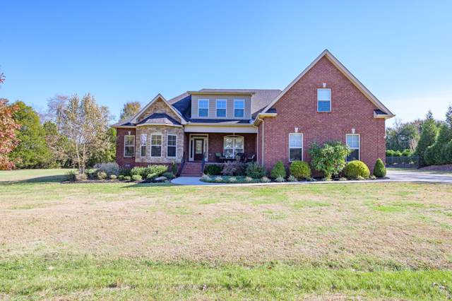 211 Fox Den Way, Murfreesboro, TN 37130 (MLS #RTC2100092) :: John Jones Real Estate LLC