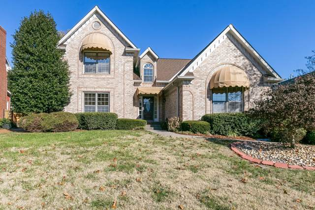 492 Forrest Park Circle, Franklin, TN 37064 (MLS #RTC2100105) :: FYKES Realty Group