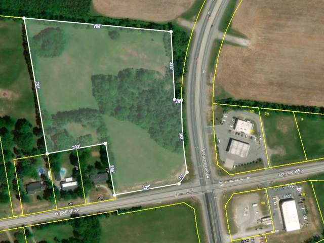 0 Leeville Pk, Lebanon, TN 37090 (MLS #RTC2100109) :: Felts Partners