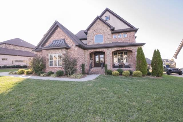4376 Pretoria Run, Murfreesboro, TN 37128 (MLS #RTC2100114) :: John Jones Real Estate LLC