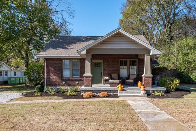 3815 Baxter Ave, Nashville, TN 37216 (MLS #RTC2100117) :: Village Real Estate