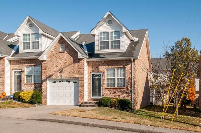 707 Spence Enclave Ln, Nashville, TN 37210 (MLS #RTC2100141) :: John Jones Real Estate LLC