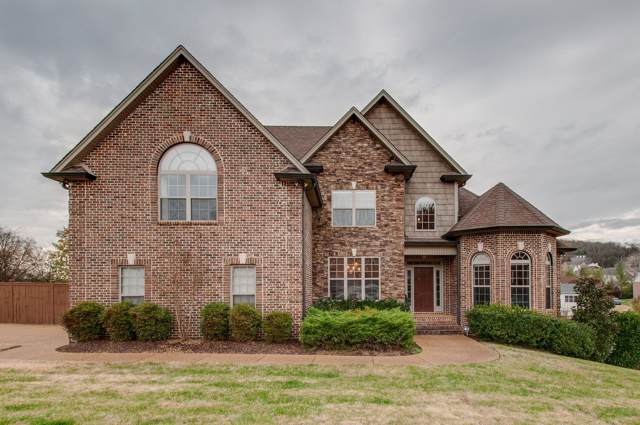 800 Park Drive, Goodlettsville, TN 37072 (MLS #RTC2100149) :: Village Real Estate