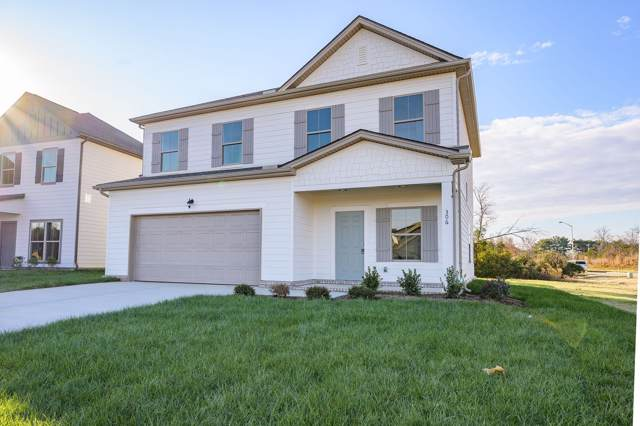 306 Charity Ln, Murfreesboro, TN 37128 (MLS #RTC2100162) :: John Jones Real Estate LLC