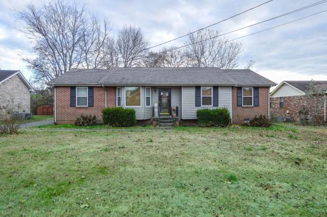 141 Rockwood Terrace, Gallatin, TN 37066 (MLS #RTC2100164) :: Berkshire Hathaway HomeServices Woodmont Realty