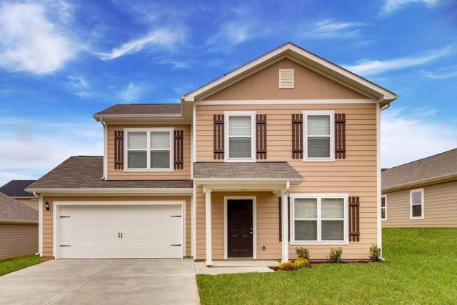 3727 Burdette Way, Murfreesboro, TN 37128 (MLS #RTC2100169) :: John Jones Real Estate LLC