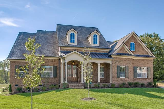 5524 Hardeman Springs Blvd., Arrington, TN 37014 (MLS #RTC2100205) :: Village Real Estate