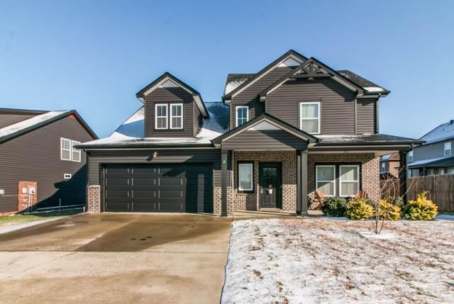 1295 Golden Eagle Way, Clarksville, TN 37040 (MLS #RTC2100212) :: Village Real Estate