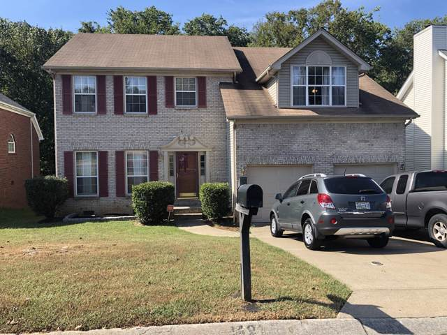 1421 Aaronwood Dr, Old Hickory, TN 37138 (MLS #RTC2100236) :: Village Real Estate