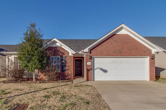 628 Buck Cherry Way, Murfreesboro, TN 37128 (MLS #RTC2100237) :: Katie Morrell | Compass RE