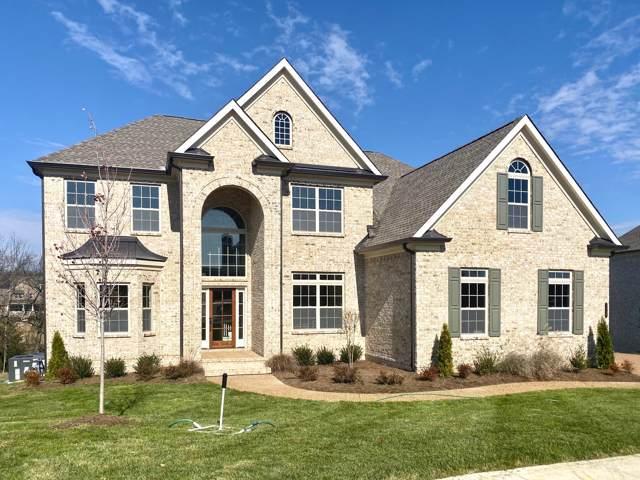 1040 Lawson Ln, Lot 208, Nolensville, TN 37135 (MLS #RTC2100242) :: Berkshire Hathaway HomeServices Woodmont Realty