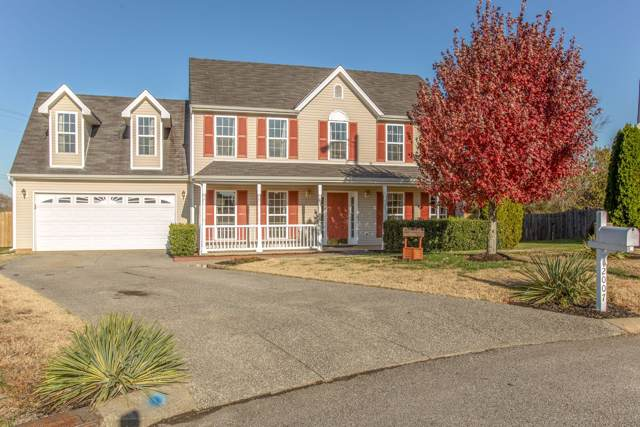2007 Vanguard Ct, Spring Hill, TN 37174 (MLS #RTC2100269) :: Berkshire Hathaway HomeServices Woodmont Realty