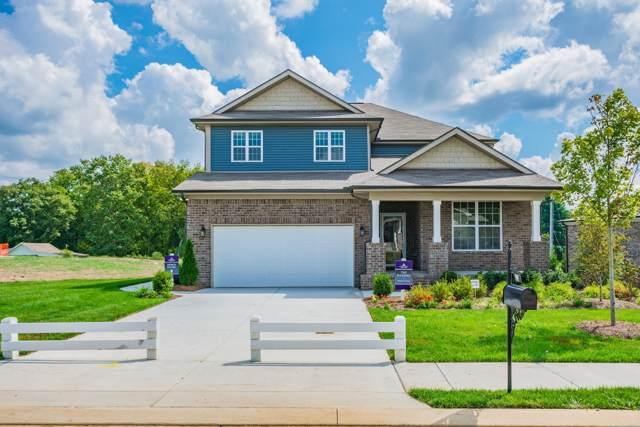 804 Carnation Drive Lot 123, Smyrna, TN 37167 (MLS #RTC2100301) :: DeSelms Real Estate
