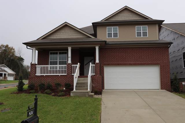 802 Carnation Drive Lot 122, Smyrna, TN 37167 (MLS #RTC2100310) :: DeSelms Real Estate