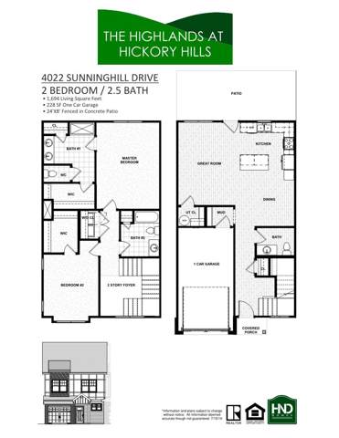 4022 Sunninghill Drive, Old Hickory, TN 37138 (MLS #RTC2100311) :: John Jones Real Estate LLC