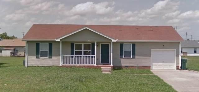 1047 Mcclardy Rd, Clarksville, TN 37042 (MLS #RTC2100342) :: Team Wilson Real Estate Partners
