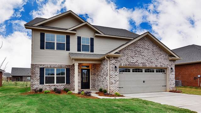 257 William Dylan Drive #60, Murfreesboro, TN 37129 (MLS #RTC2100354) :: Christian Black Team