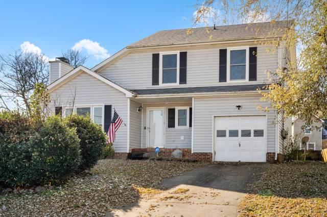 1018 Roedeer Dr, Clarksville, TN 37042 (MLS #RTC2100370) :: Team Wilson Real Estate Partners
