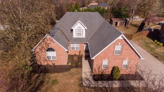 106 Noble Ct, Murfreesboro, TN 37128 (MLS #RTC2100374) :: Cory Real Estate Services