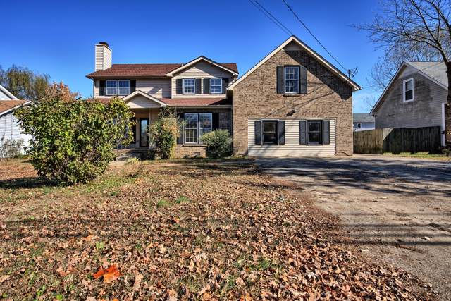 919 Peachers Mill Rd, Clarksville, TN 37042 (MLS #RTC2100414) :: Team Wilson Real Estate Partners