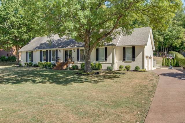 1007 Mooreland Blvd, Brentwood, TN 37027 (MLS #RTC2100417) :: REMAX Elite