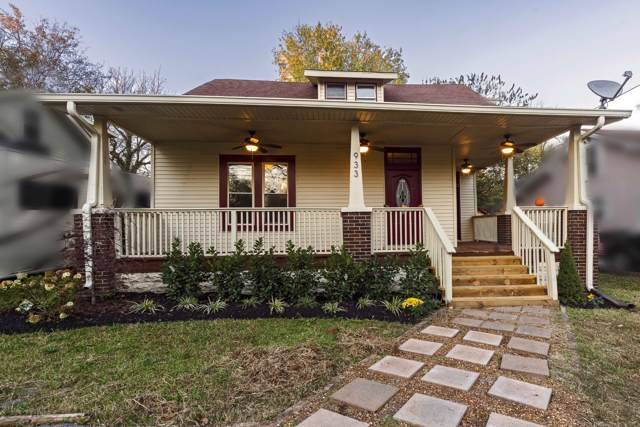 933 Mcclurkin Ave, Nashville, TN 37206 (MLS #RTC2100421) :: Nashville on the Move