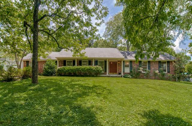 773 West Meade Dr, Nashville, TN 37205 (MLS #RTC2100424) :: The Huffaker Group of Keller Williams