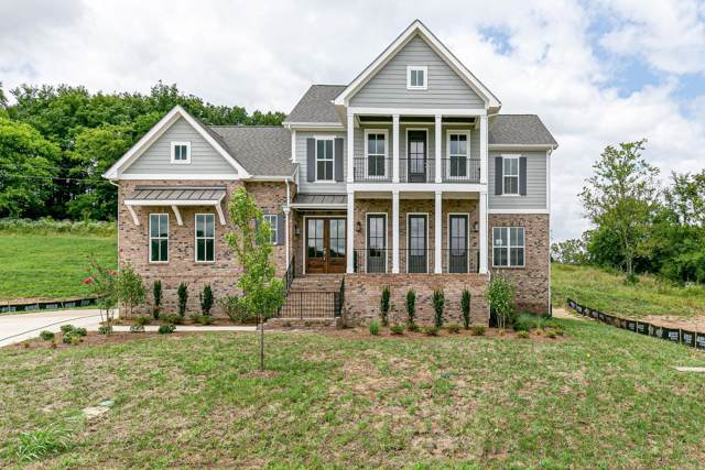 7009 Vineyard Valley Dr (103), College Grove, TN 37046 (MLS #RTC2100433) :: Fridrich & Clark Realty, LLC