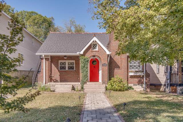 1334 Lischey Ave, Nashville, TN 37207 (MLS #RTC2100460) :: Berkshire Hathaway HomeServices Woodmont Realty