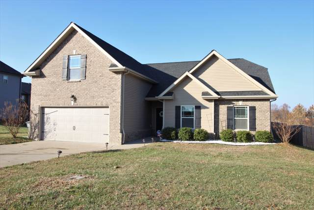 1145 Henry Place Blvd, Clarksville, TN 37042 (MLS #RTC2100462) :: The Kelton Group