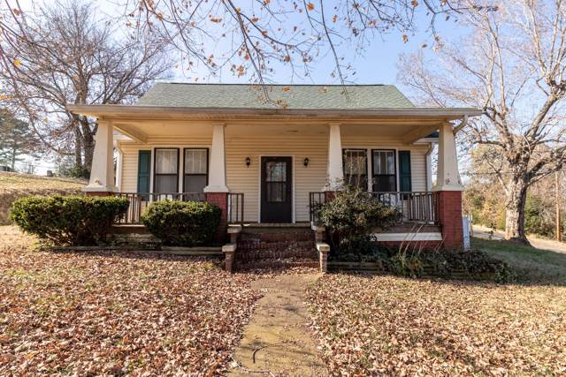 302 Main St, Cumberland City, TN 37050 (MLS #RTC2100496) :: The Milam Group at Fridrich & Clark Realty