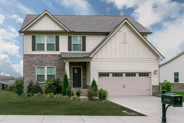 6788 Pleasant Gate Ln, College Grove, TN 37046 (MLS #RTC2100508) :: Fridrich & Clark Realty, LLC