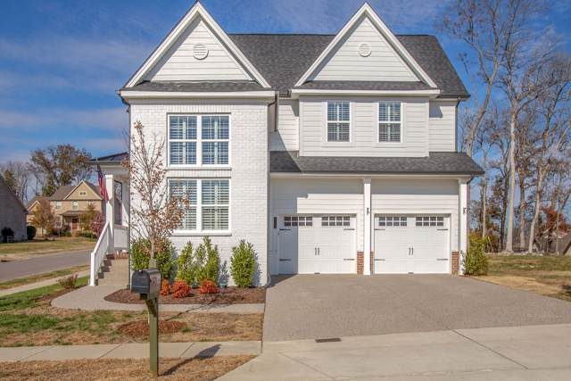 6138 Christmas Drive, Nolensville, TN 37135 (MLS #RTC2100518) :: RE/MAX Homes And Estates