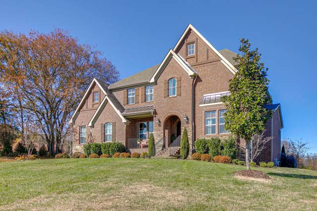 6000 Blackwell Ln, Franklin, TN 37064 (MLS #RTC2100542) :: Berkshire Hathaway HomeServices Woodmont Realty
