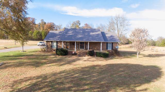 1100 Pickle Rd, Shelbyville, TN 37160 (MLS #RTC2100557) :: HALO Realty