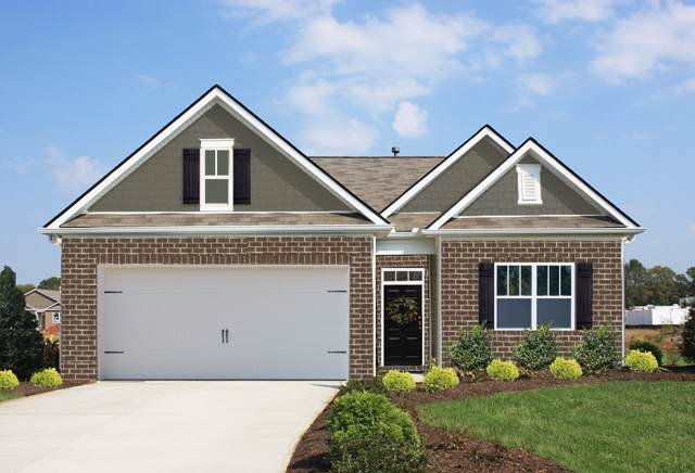 253 William Dylan Drive #61, Murfreesboro, TN 37129 (MLS #RTC2100657) :: Christian Black Team
