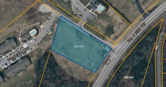 0 Tom J Hitch Pkwy, Columbia, TN 38401 (MLS #RTC2100682) :: Village Real Estate