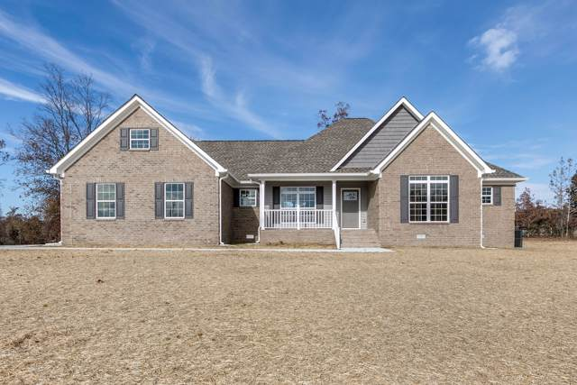908 Presley Cir, Mount Pleasant, TN 38474 (MLS #RTC2100714) :: Village Real Estate