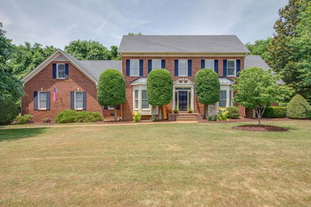 910 Woodburn Dr, Brentwood, TN 37027 (MLS #RTC2100728) :: HALO Realty