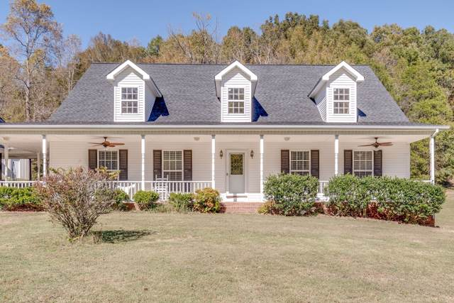 691 Mount Joy Rd, Mount Pleasant, TN 38474 (MLS #RTC2100856) :: EXIT Realty Bob Lamb & Associates