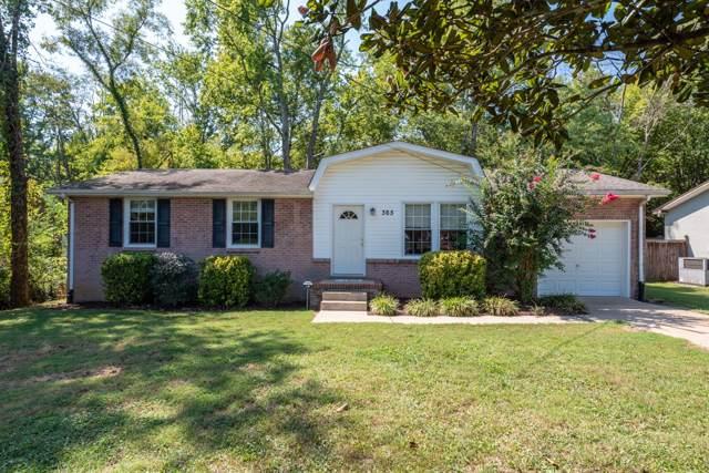 365 Janette Ave, Goodlettsville, TN 37072 (MLS #RTC2100901) :: Keller Williams Realty