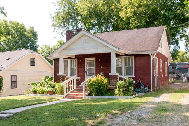 318 Pullen Ave, Nashville, TN 37207 (MLS #RTC2100902) :: REMAX Elite