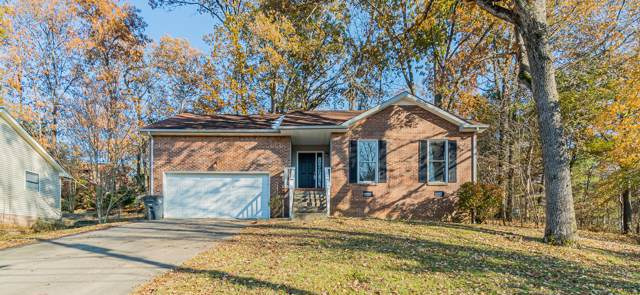 1209 Verkler Dr, Clarksville, TN 37042 (MLS #RTC2100909) :: The Group Campbell powered by Five Doors Network