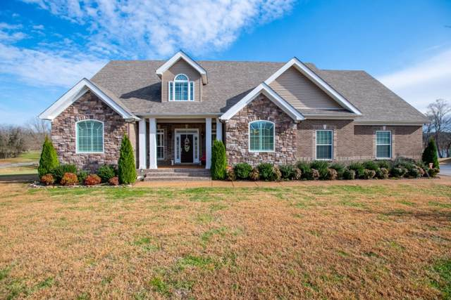 2449 Lakeshore Dr, Spring Hill, TN 37174 (MLS #RTC2100912) :: The Milam Group at Fridrich & Clark Realty