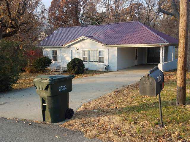 1002 W 1st St, Dickson, TN 37055 (MLS #RTC2100960) :: DeSelms Real Estate