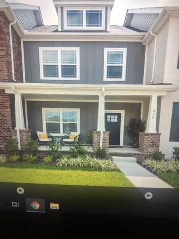 235 Tanglewood Ln, Hendersonville, TN 37075 (MLS #RTC2100999) :: Nashville on the Move