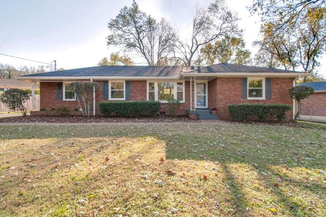 708 Mohawk Dr, Nashville, TN 37205 (MLS #RTC2101094) :: REMAX Elite